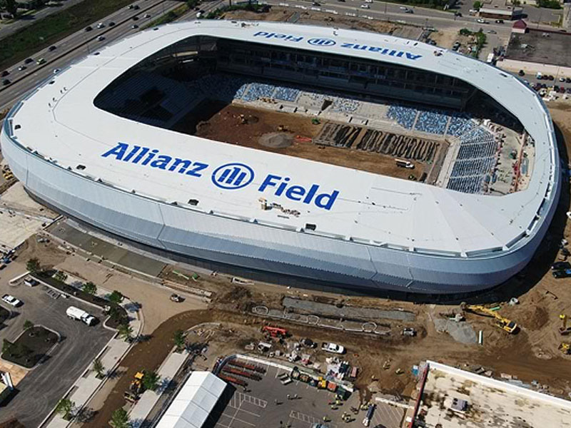 Building Allianz Field